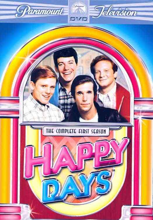HAPPY DAYS:FIRST SEASON BY HAPPY DAYS (DVD)